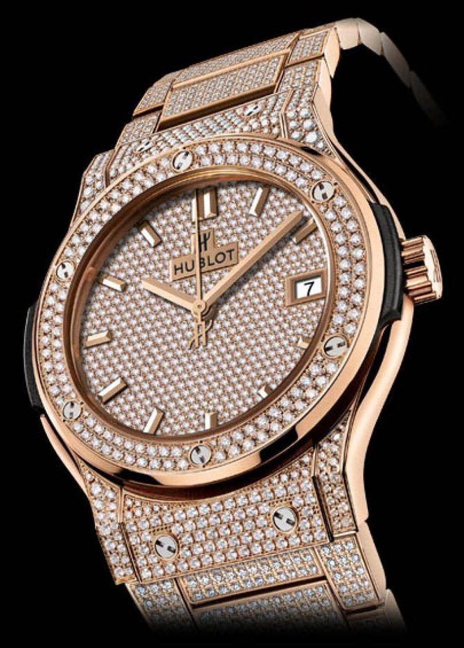 Hublot 542.OX.9010.OX.3704 Classic Fusion King Gold - фото 2