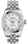 Rolex Datejust Ladies 179160 wrj 26mm Steel