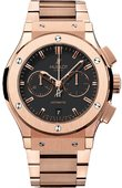 Hublot Classic Fusion 541.OX.1180.OX Chronograph King Gold
