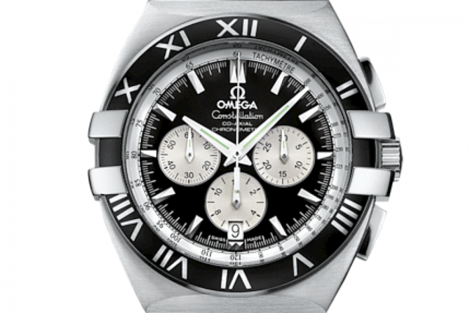 Omega 1819.51.91 Constellation Double eagle co-axial chronograph - фото 3