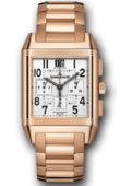 Jaeger LeCoultre Reverso 7012120 Chronograph GMT