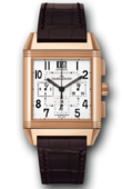 Jaeger LeCoultre Reverso 7012420 Chronograph GMT