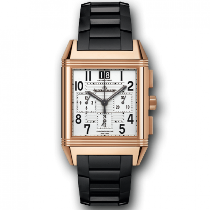 Jaeger LeCoultre 7012620 Reverso Chronograph GMT - фото 1