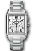 Jaeger LeCoultre Reverso 7018120 Chronograph GMT
