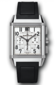 Jaeger LeCoultre Reverso 7018620 Chronograph GMT