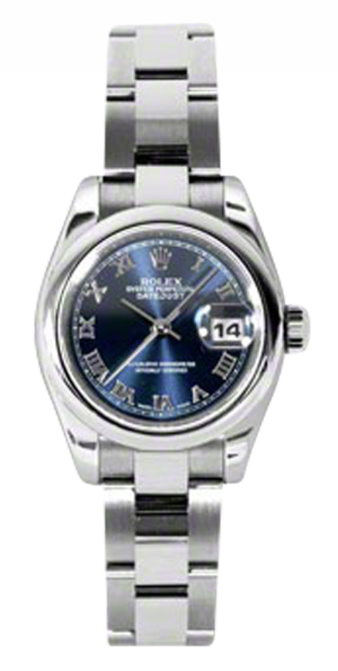 Rolex 179160 bro Datejust Ladies 26mm Steel - фото 2