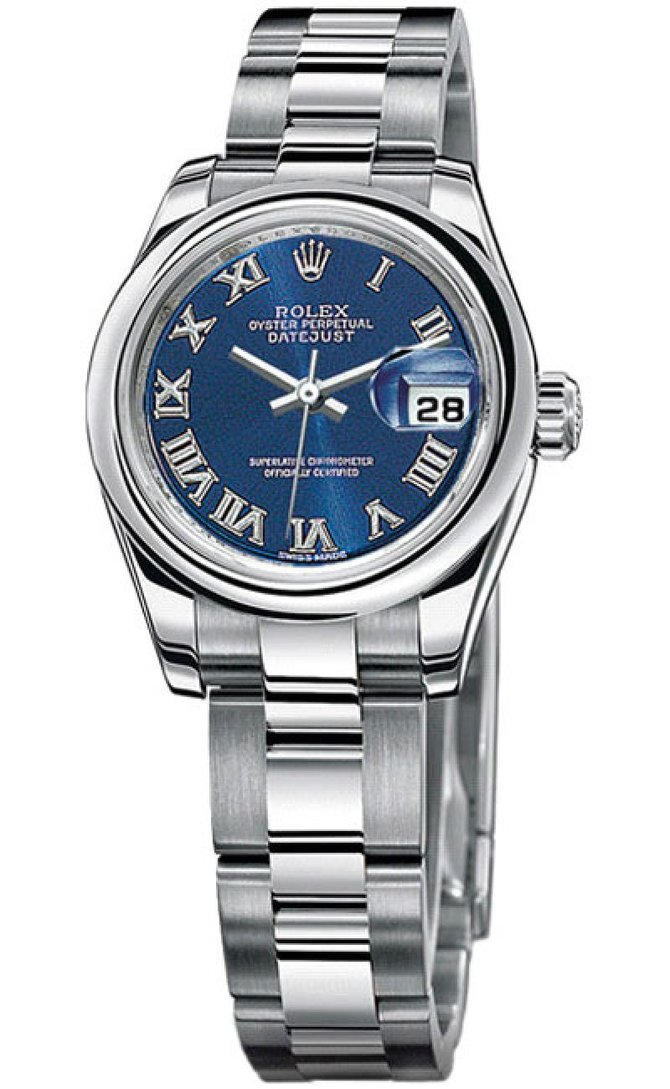 Rolex 179160 bro Datejust Ladies 26mm Steel - фото 1