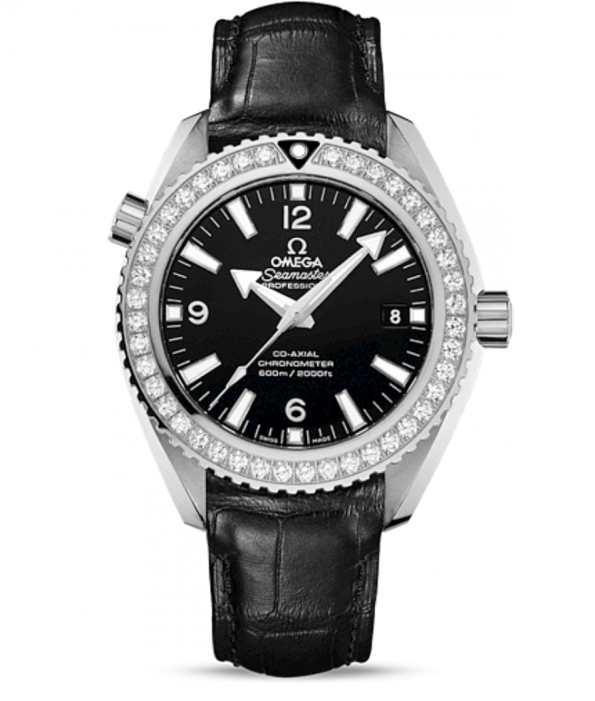 Omega 232.18.42.21.01.001 Seamaster Ladies Planet ocean 600m - фото 1
