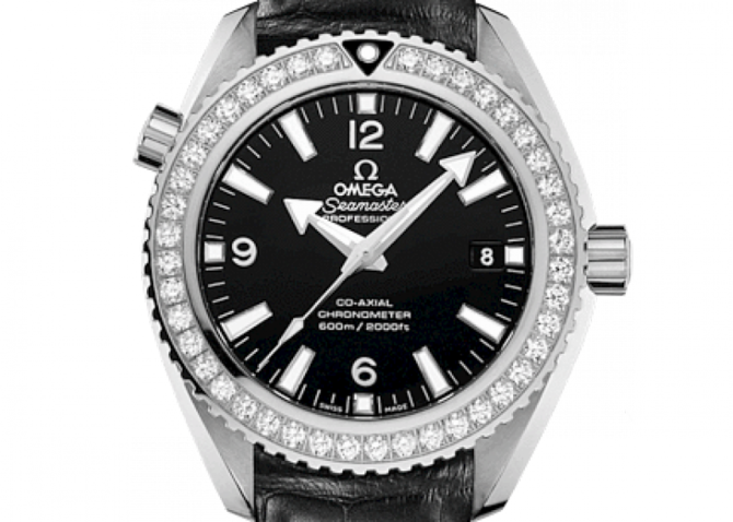 Omega 232.18.42.21.01.001 Seamaster Ladies Planet ocean 600m - фото 3