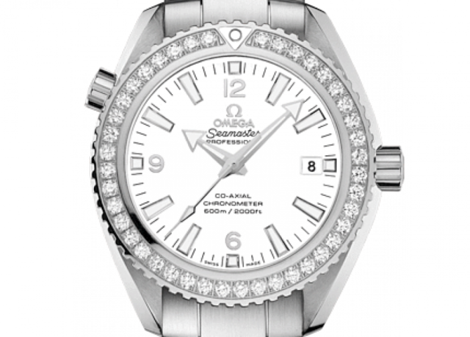 Omega 232.15.42.21.04.001 Seamaster Ladies Planet ocean 600m - фото 3