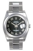 Rolex Datejust Ladies 179160 bksbro 26mm Steel