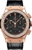 Hublot Classic Fusion 541.OX.1180.LR.1104 Chronograph King Gold
