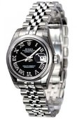Rolex Datejust Ladies 179160 bkrj 26mm Steel