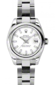 Rolex Datejust Ladies 179160 wso 26mm Steel