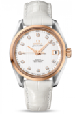 Omega Seamaster Ladies 231.23.39.21.52.001 Aqua terra 150m co-axial
